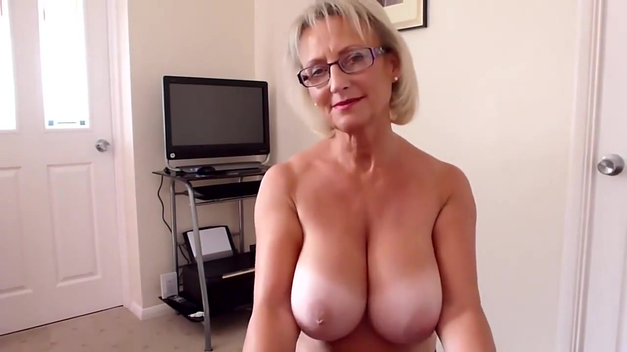 Stepmom Big Natural Tits