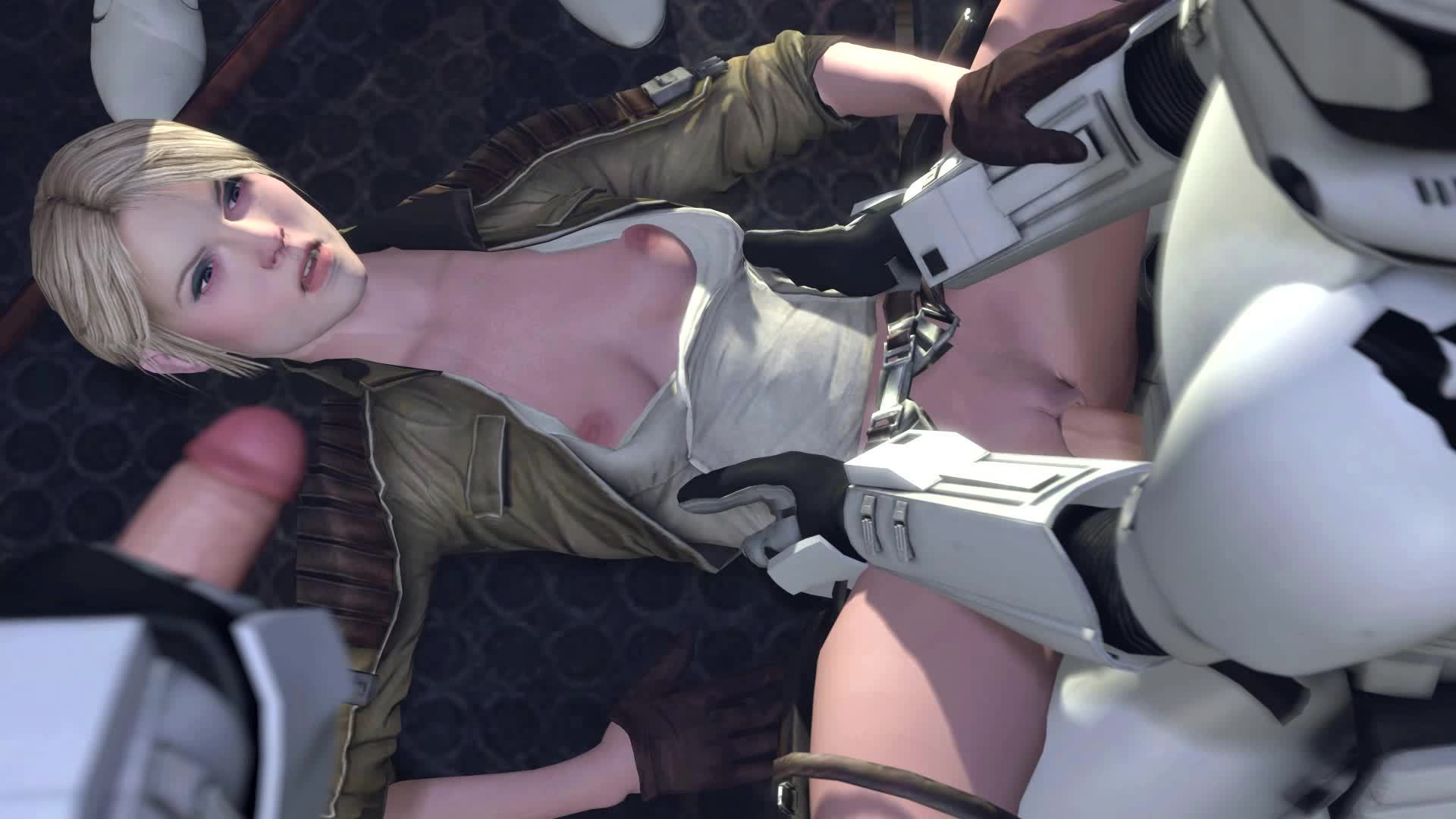 Sexy naked star wars girls animated softcore videos