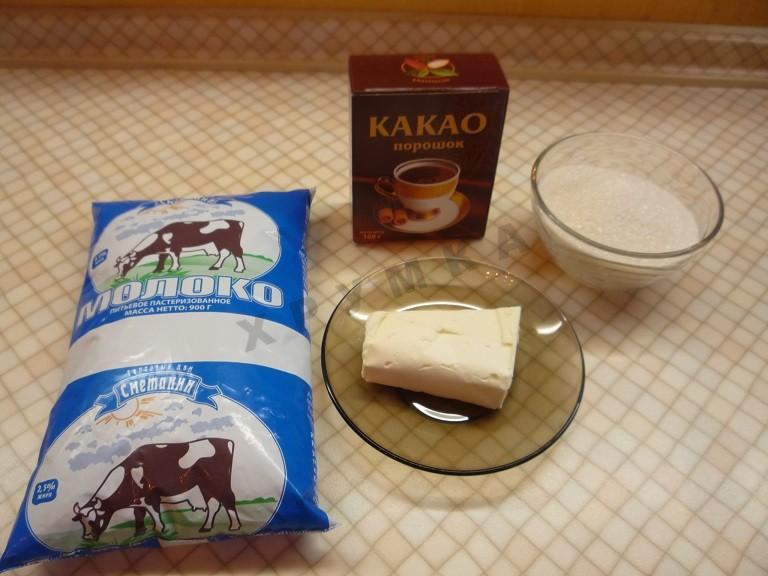 Как из какао порошка сделать какао
