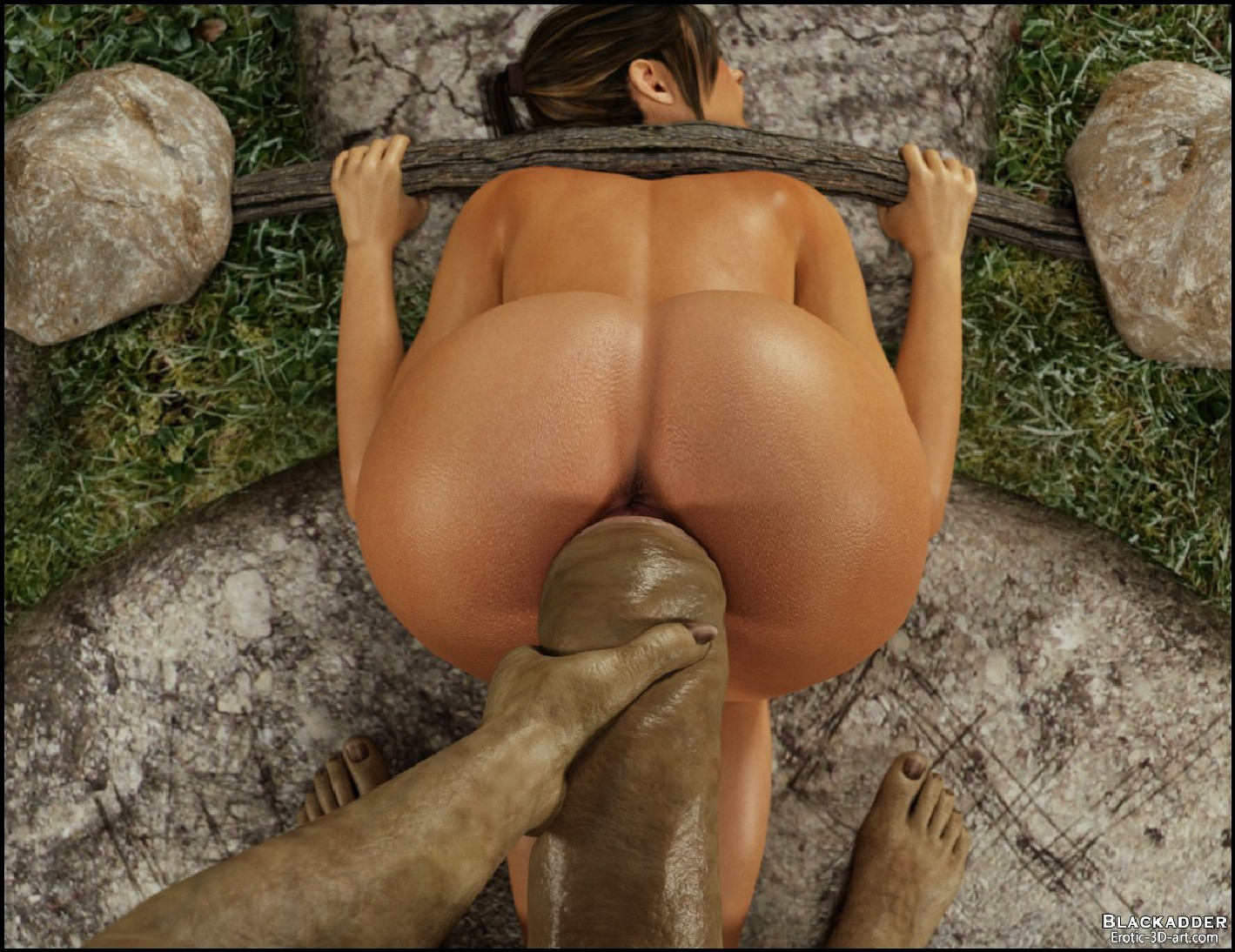 Anal in slime 3d erotic galleries