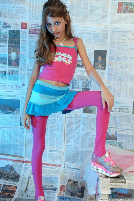 Teen fashon model gallery