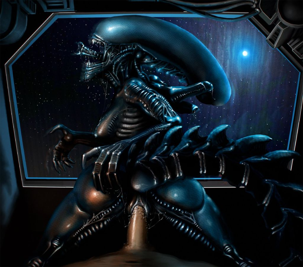Female alien porn pic cartoon images