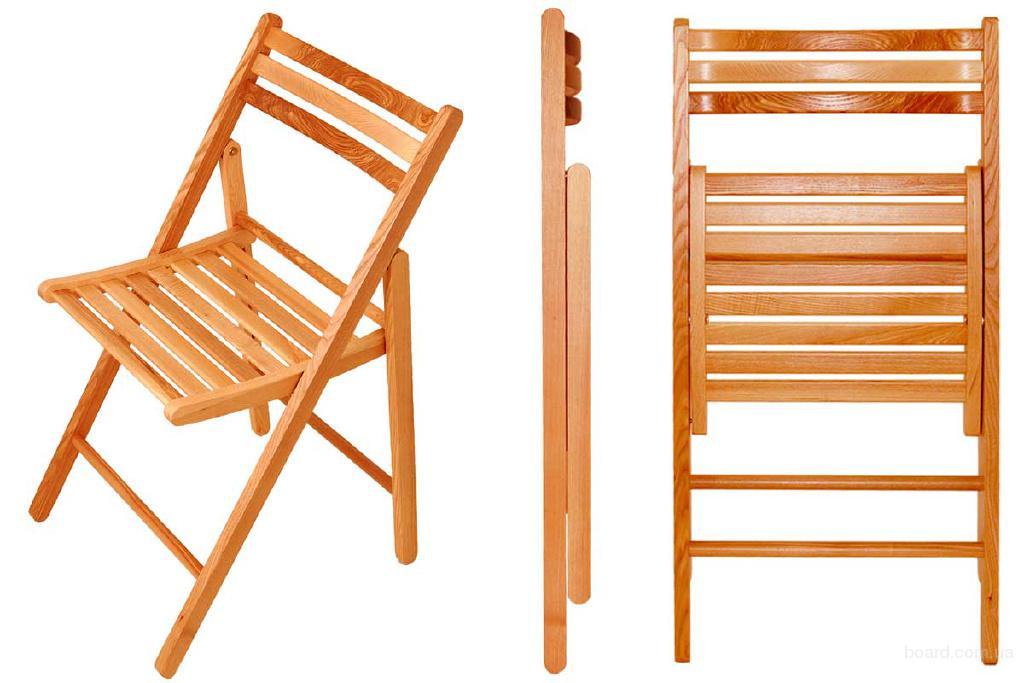 Складные стульчики со спинкой своими руками 76
