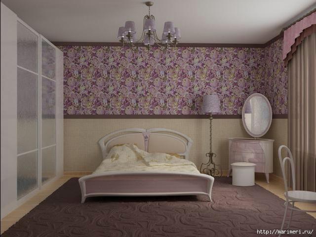 Как сделать спальню для девушки своими руками