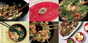 6 блюд в воке
