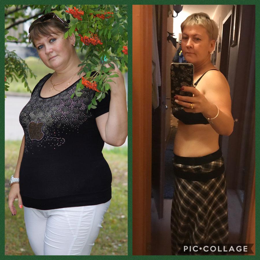 Как я похудела на 2кг за неделю