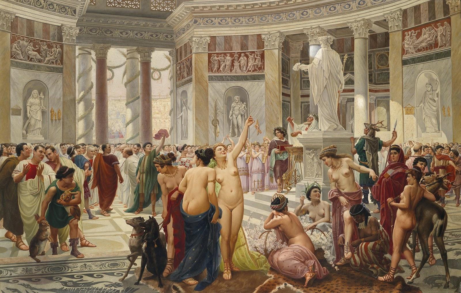 Оргия древнего рима фото 714-89