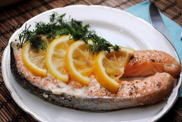 Блюда из рыбыы в домашних условиях