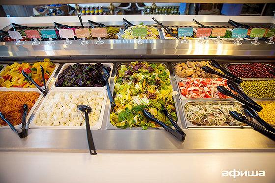 Ресторан Obed Bufet Арбат