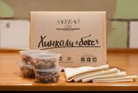 В Saperavi Café начали продавать конструктор хинкали