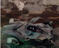 Обнародованы новые фотографии Бэтмобиля из «Бэтмена против Супермена»