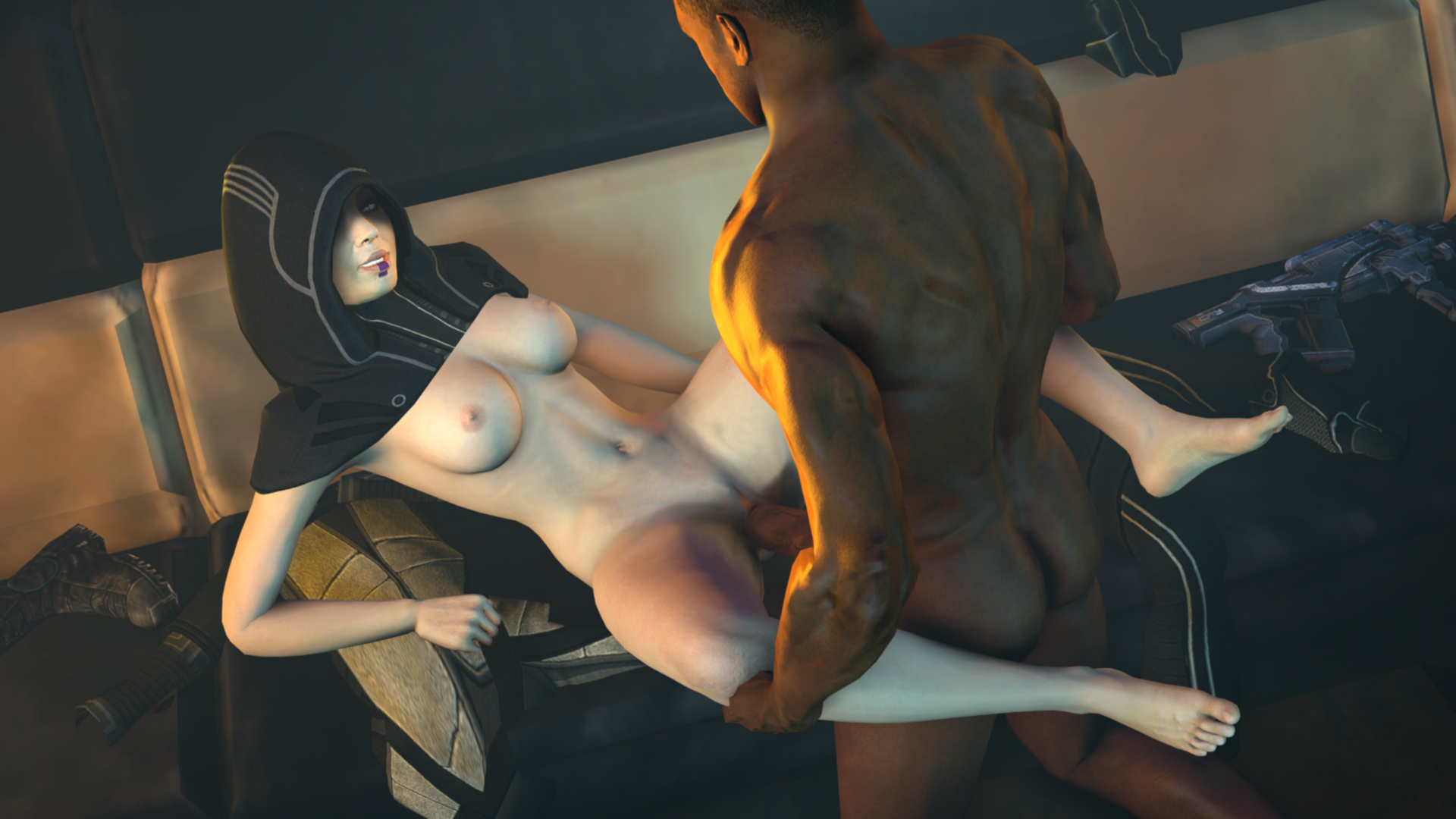 Mass effect nude game hentia pic