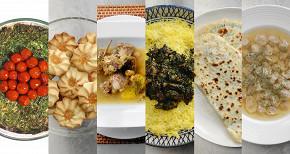 6 азербайджанских блюд
