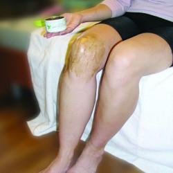 Чем лечить суставы в коленях в домашних условиях