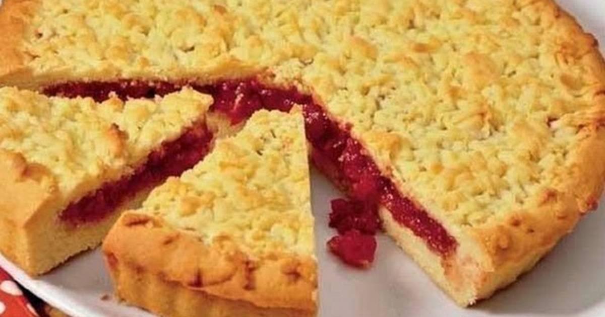 Вкусные и быстрые рецепты пирогов из песочного теста