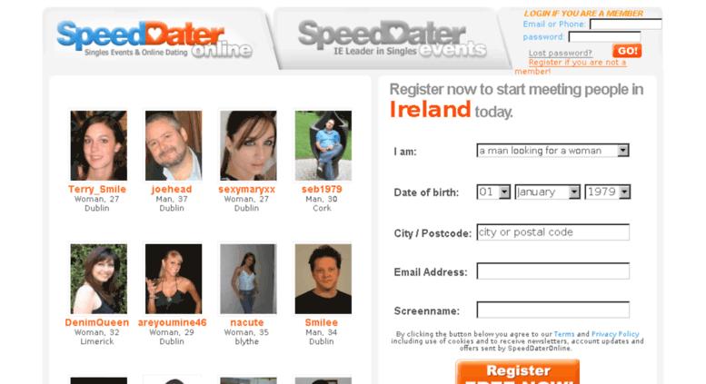 Dating websites.ie