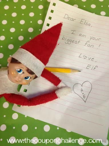 Elf on the Shelf- Letters to Santa - YouTube