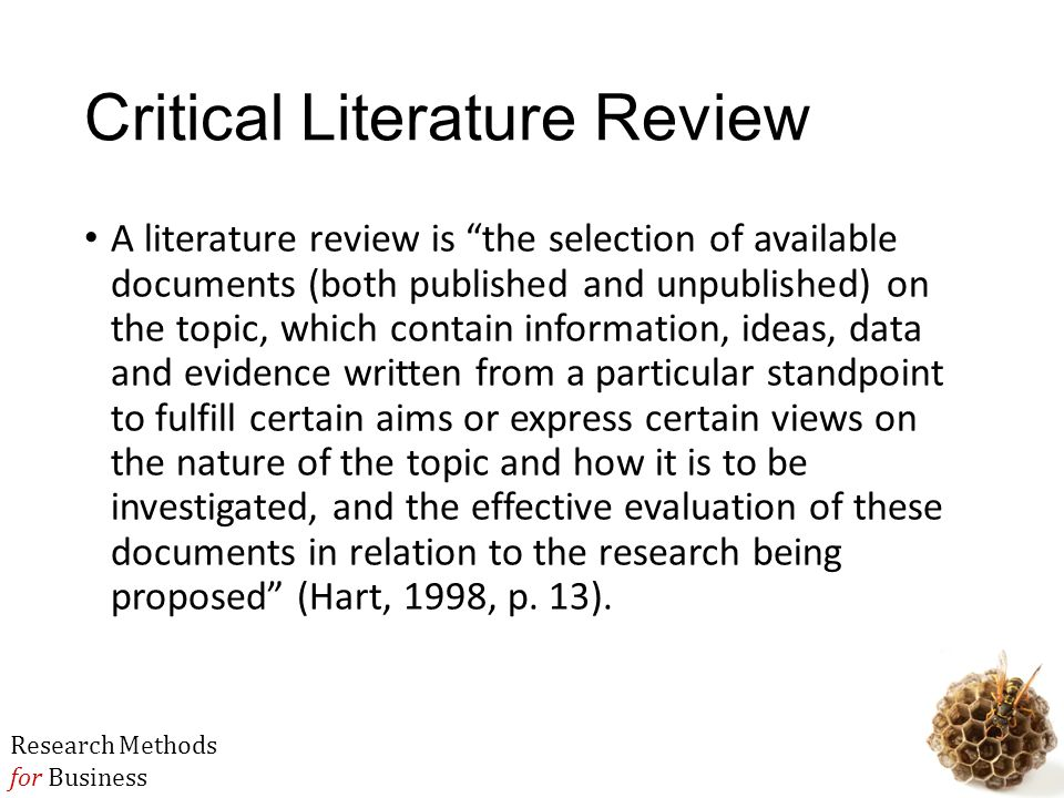 Write my critical evaluation definition
