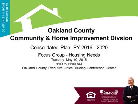 Oakland county loans home improvement
