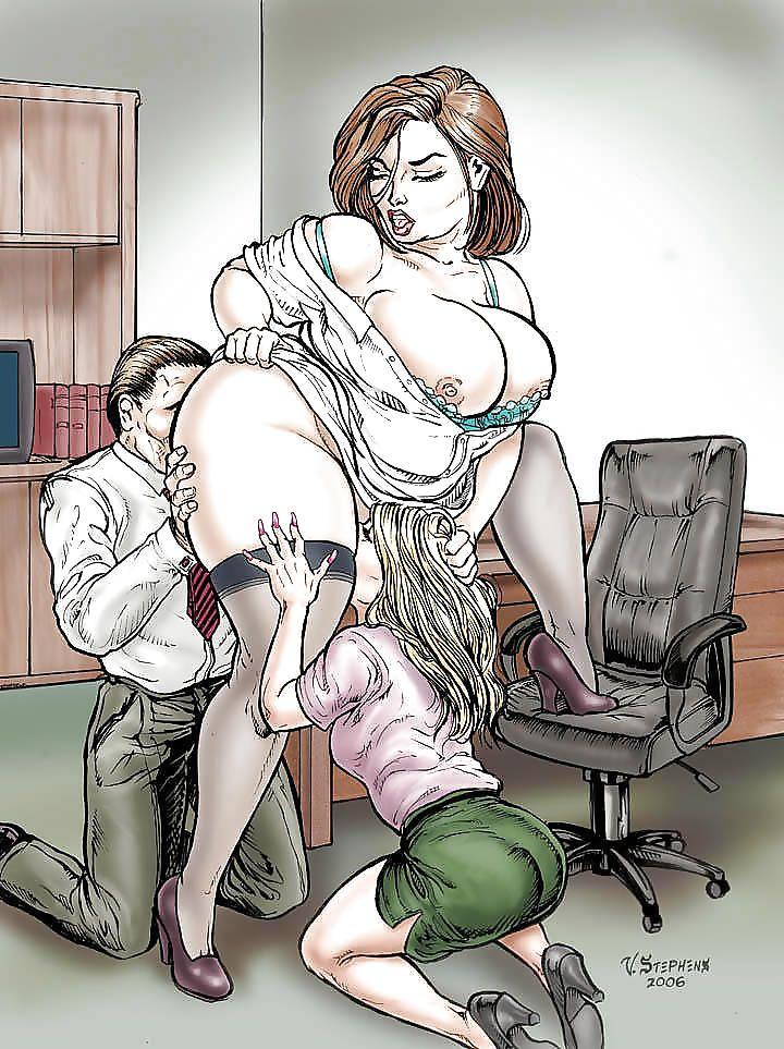 Hentai forcé à sexe