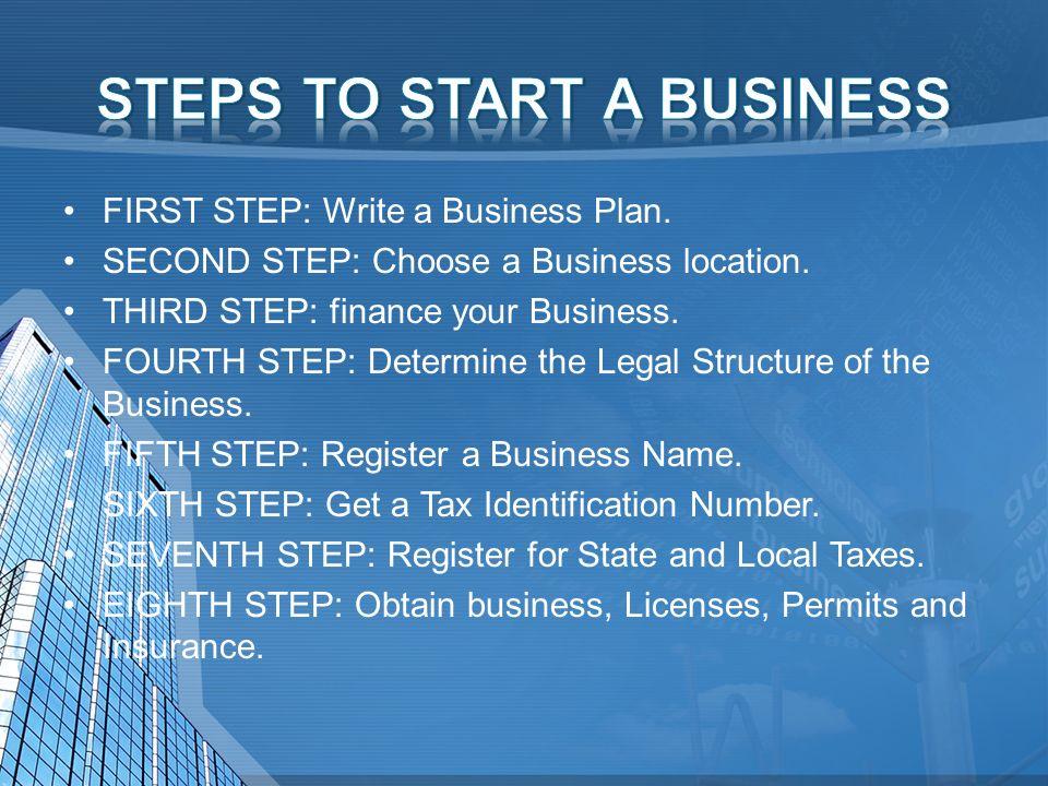 Write my order business plan