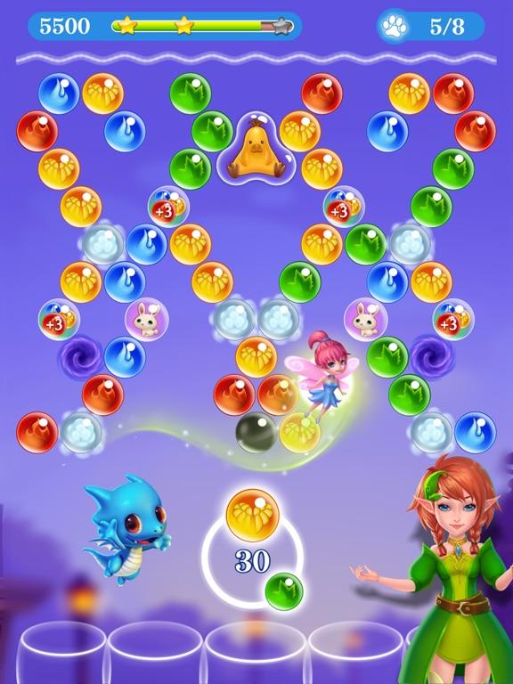 Волшебные пузыри Игры Маджонг онлайн играть