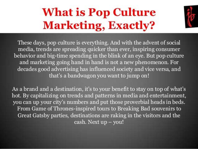 Pop culture essay topics