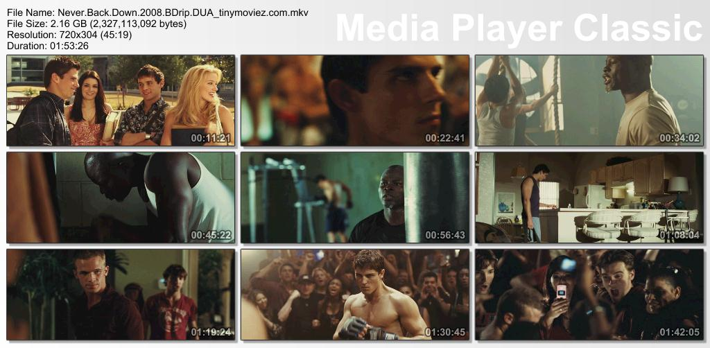 Never Back Down 2: The Beatdown Watch Free