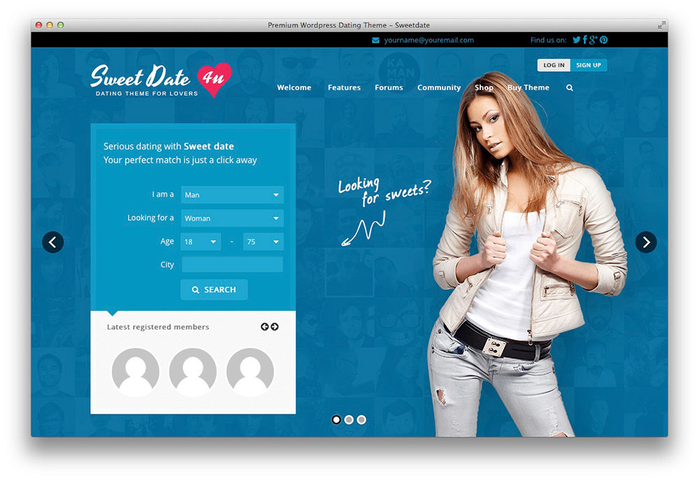 Download dating site software
