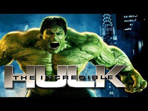 The Incredible Hulk Full Movie - YouTube
