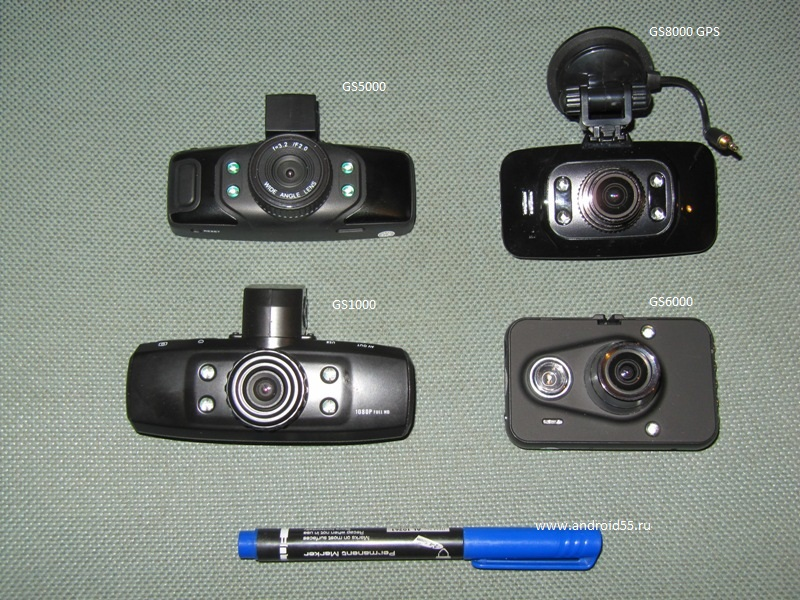Gs5000 прошивка видеорегистратор