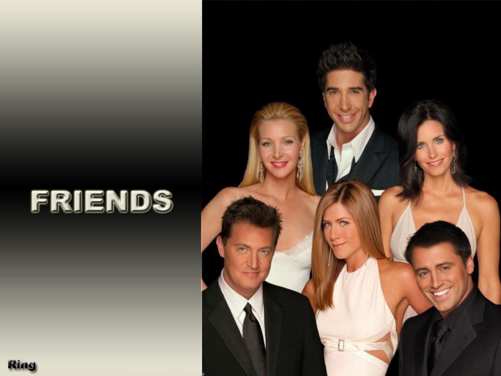 Friends (TV Show) - TV Guide, TV Listings, Online