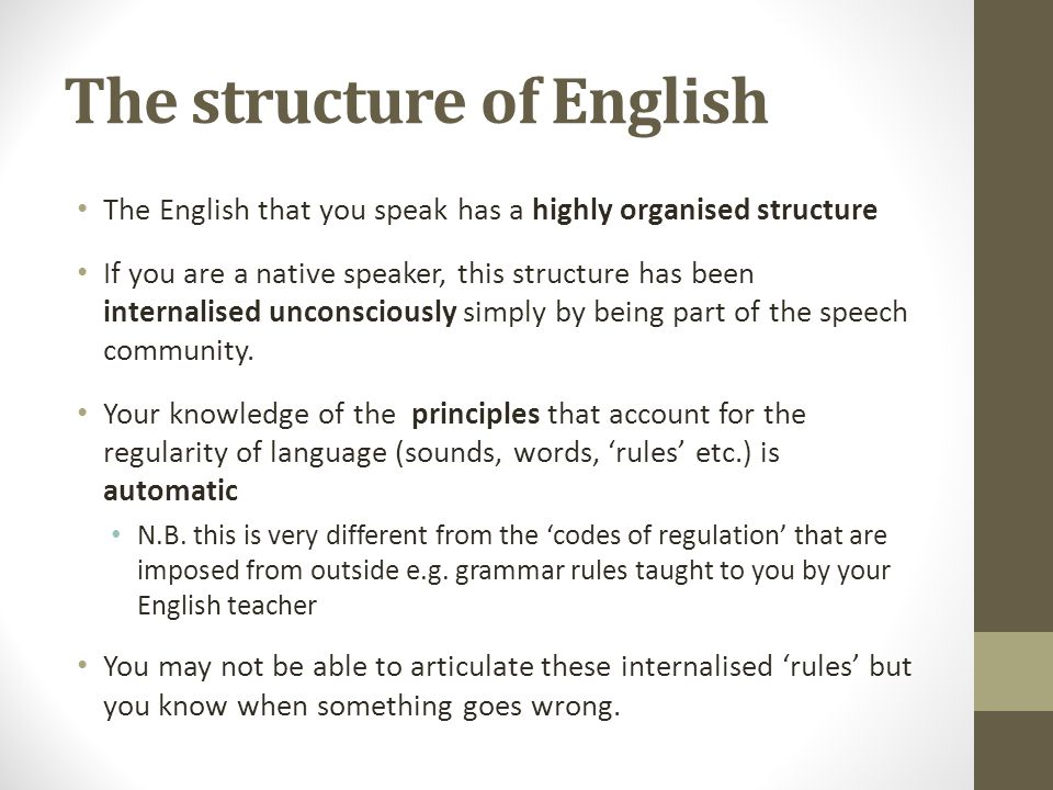 english language essay structure