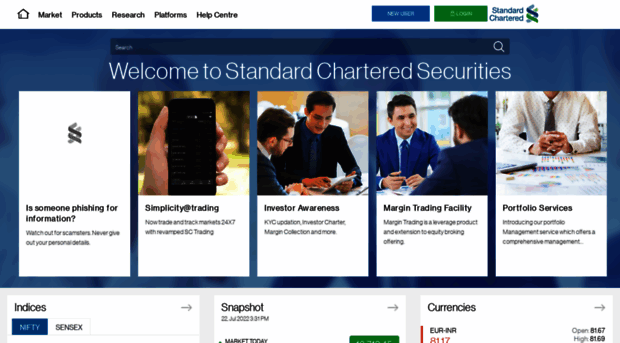 Standardchartered retirement portal online watch updates