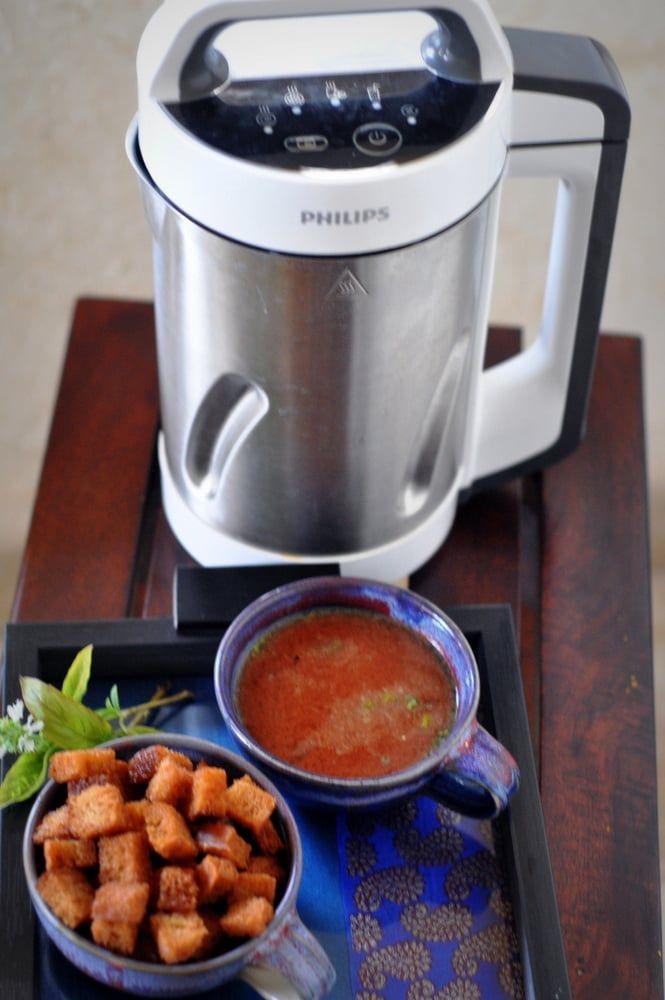 Philips soup maker livre de recette