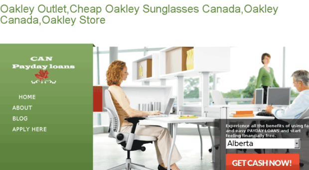 Oakley payday loan