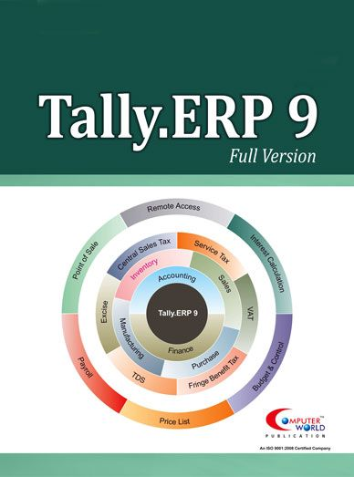 Tally ERP 9 Crack Release 632 with Serial Key + Torrent