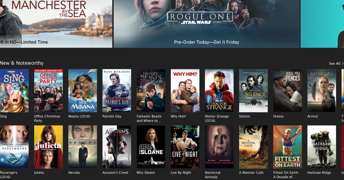 How To Download SD Versions Of iTunes Movies You