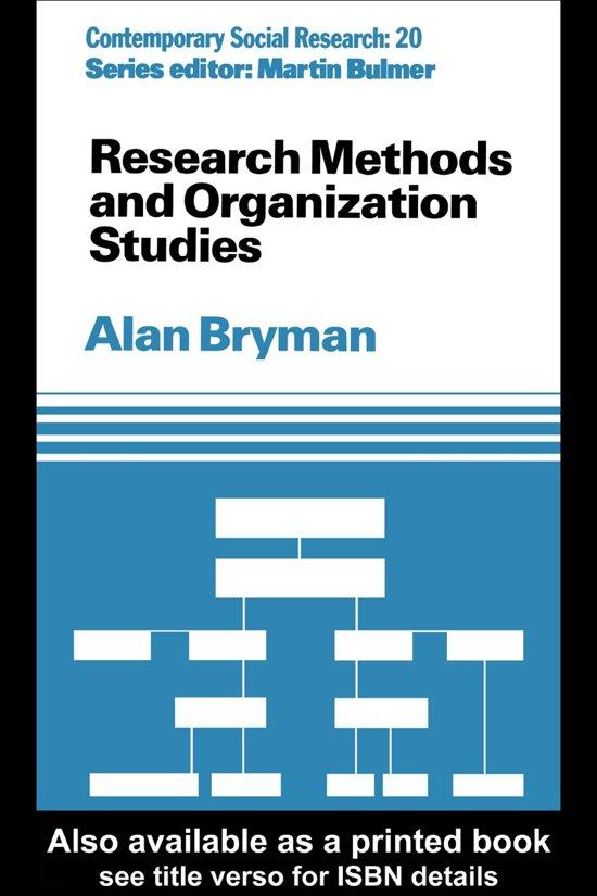 Methods of Social Research - UK Essays