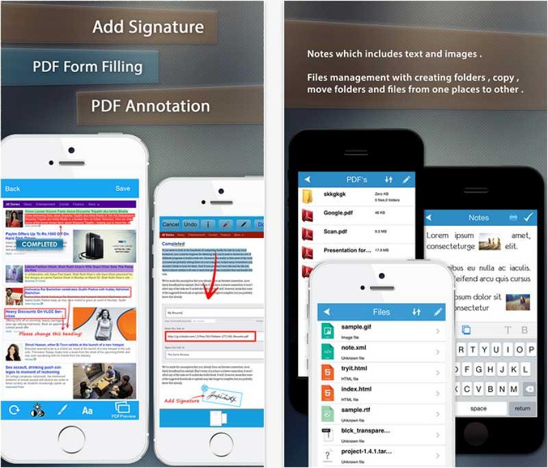 Pdf iphone erstellen