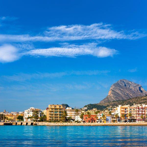 Недвижимость в испании средиземное море