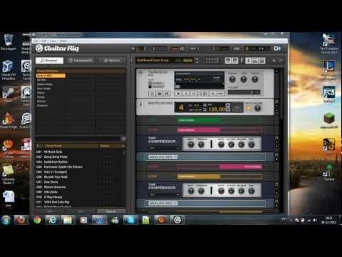 GUITAR RIG 5 PRO v52 Free Download WIN-OSX - Go