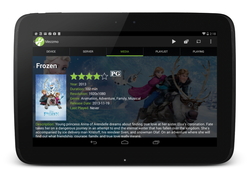 Media Player for Android - Android Apps on Google Play