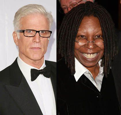 Whoopi Goldberg, a blackface Ted Danson, and the