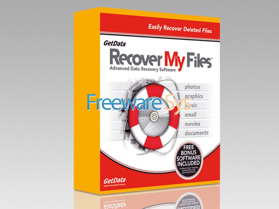 Any Data Recovery - Download
