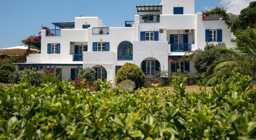 Недорогие апартаменты в Парос