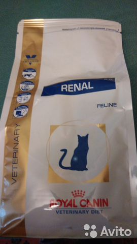 Корм royal canin renal rf23 500 гр