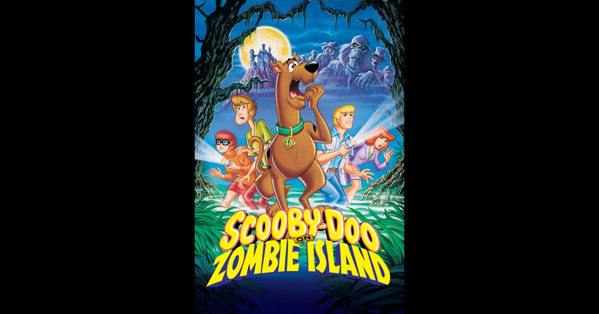 Watch Scooby-Doo on Zombie Island (1998) Full Movie