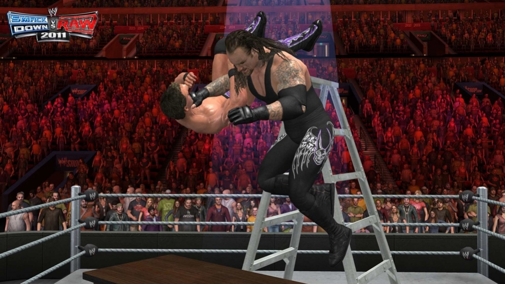 Wwe Smackdown Vs Raw 2011 PC Game Eng