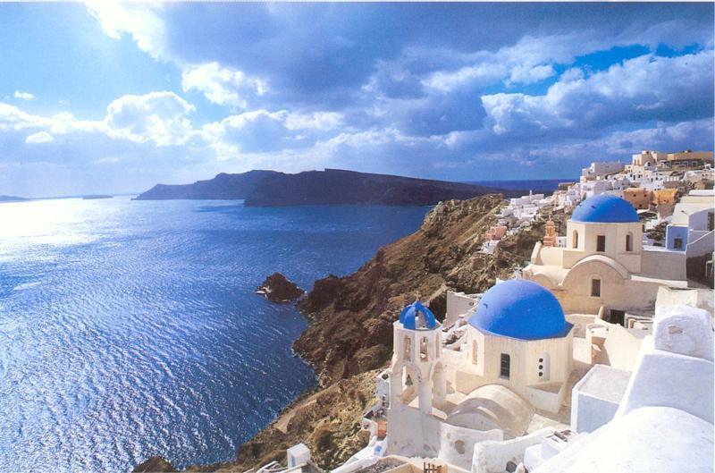 Ресторан в остров Эпир у моря